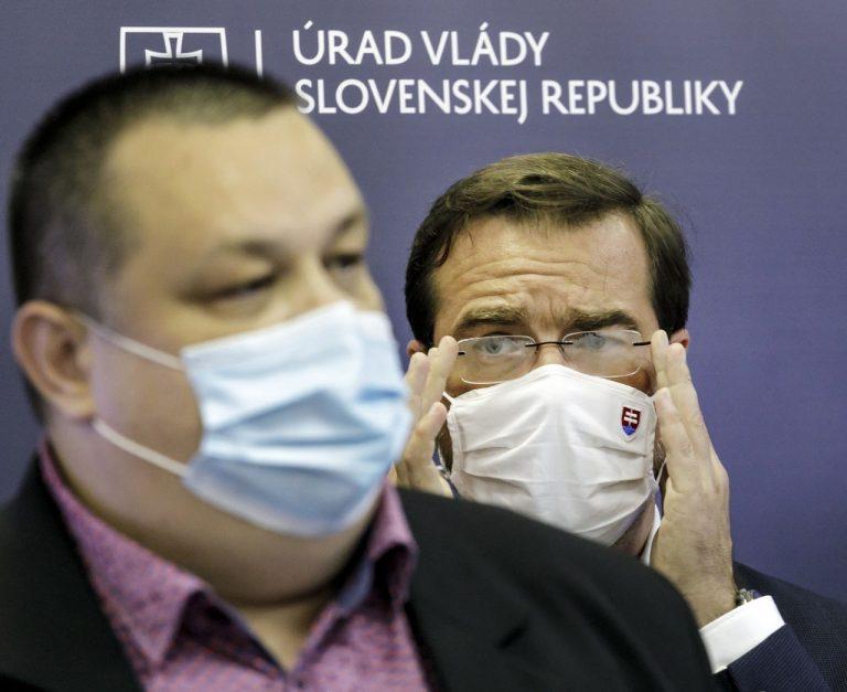 Marek Krajčí, Ján Mikas