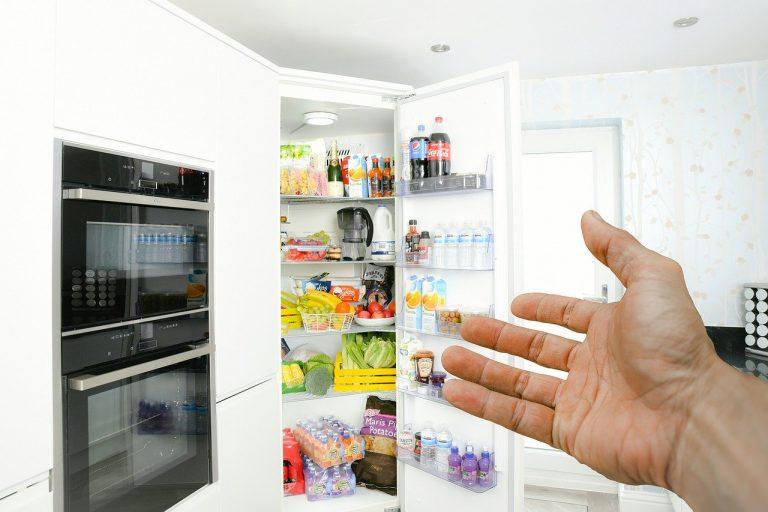 potraviny, chladnicka