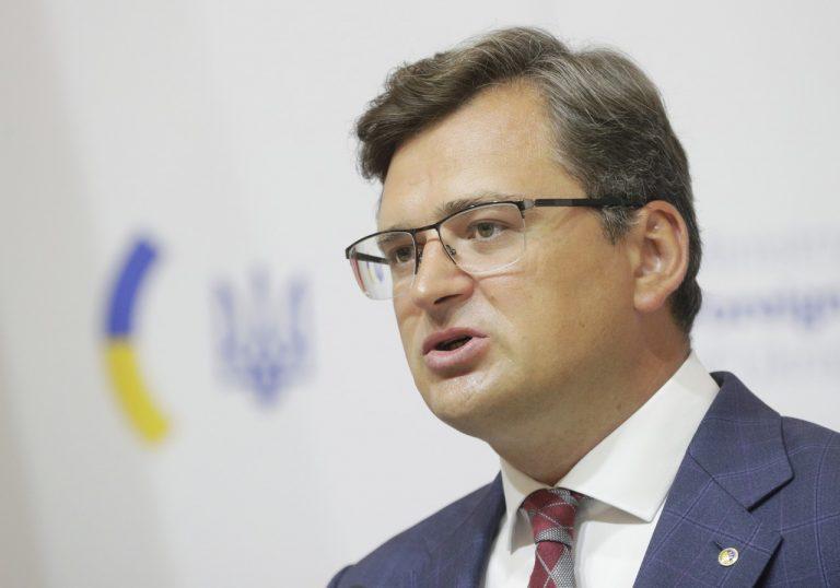 Dmytro Kuleba, minister, Ukrajina