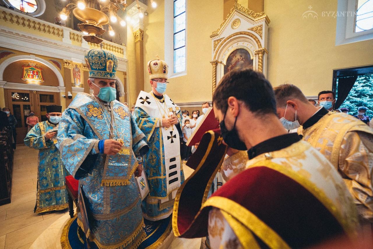 Košice, homília, slávenie