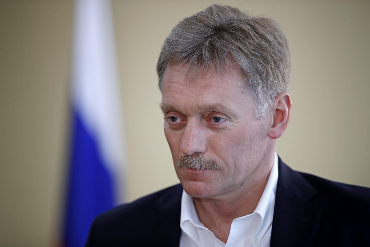 Dmitrij Peskov, hovorca, Kremeľ