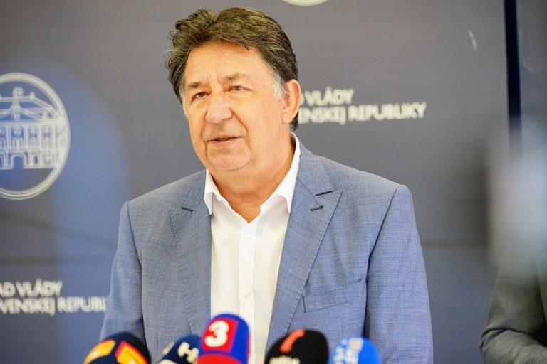 Ján Budaj, minister, životné prostredie