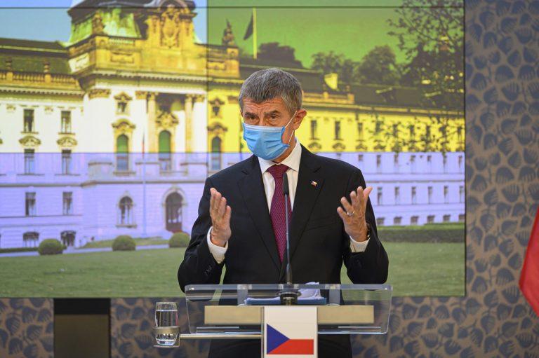 Andrej Babiš, premiér Ćesko