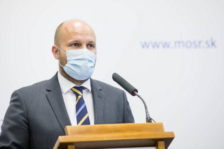 Jaroslav Naď, minister, obrana
