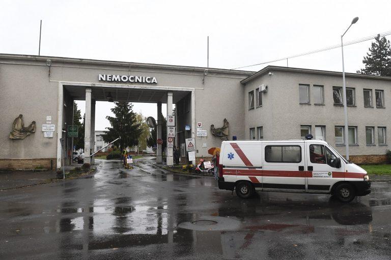 bojnická nemocnica vstup Nemocnica s poliklinikou NsP Prievidza