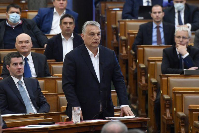Viktor Orban, Ma´darsko, premiér