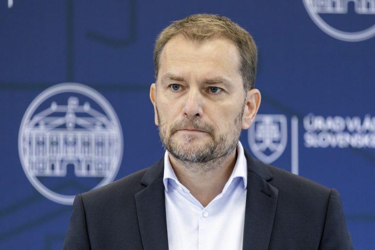 Igor Matovič, premiér, vláda