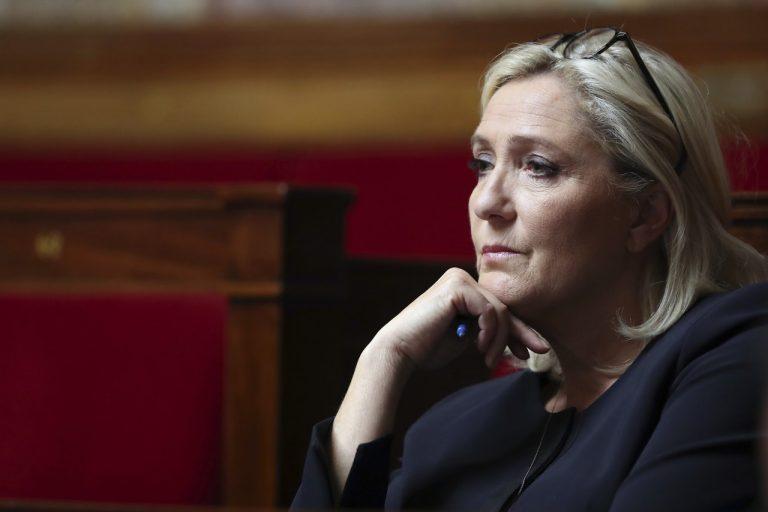 Marine Le Penová, politička, Francúzsko