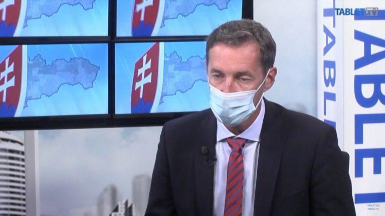 Milan Majerský, predseda, KDH