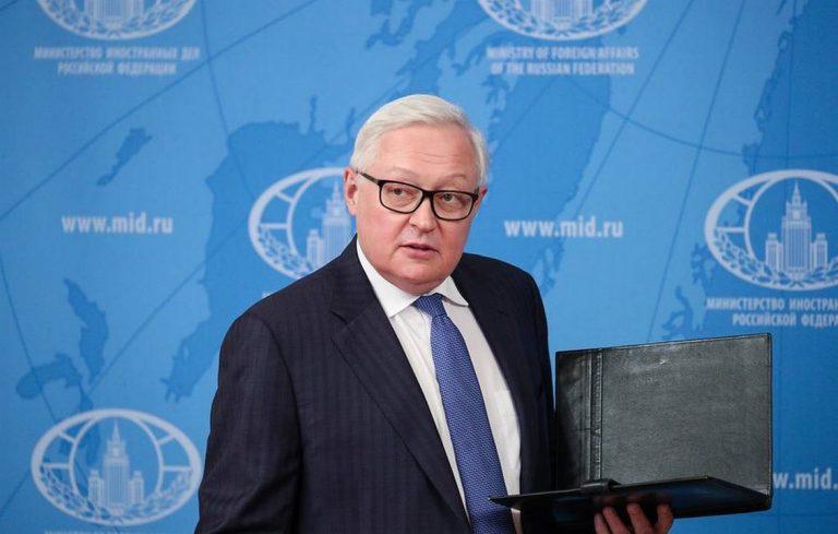 Sergej Riabkov, námestník, Rusko, diplomacia