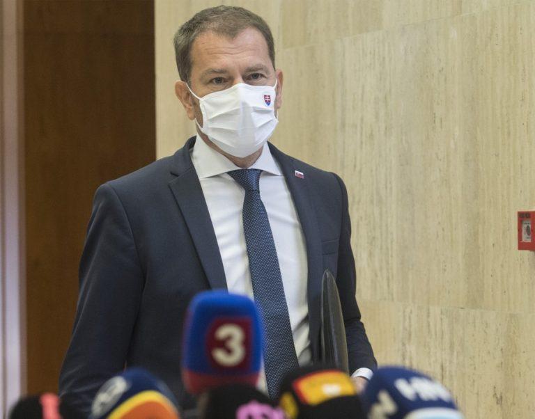 Igor Matovič, premiér, opatrenia, koronavírus