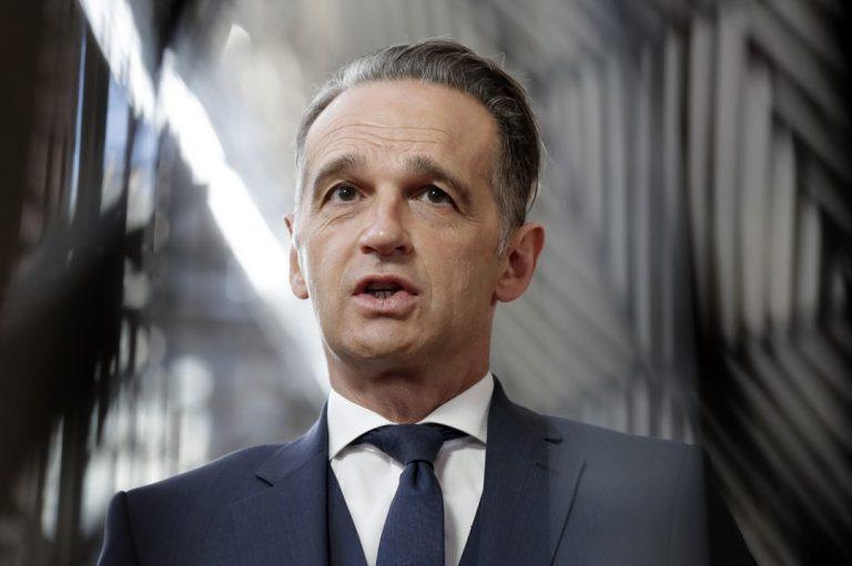 Heiko Maas, Nemecko, minister, karanténa