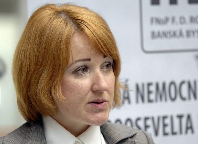 Miriam Lapuníková, nemocnica, riaditeľka, odvolanie