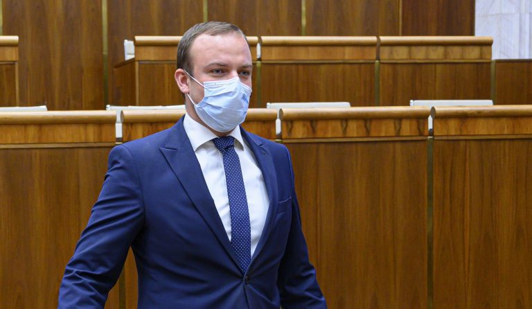 Miroslav Žiak, poslanec, SaS