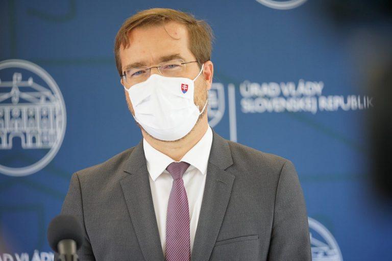 Marek Krajčí, minister, zdravotníctvo
