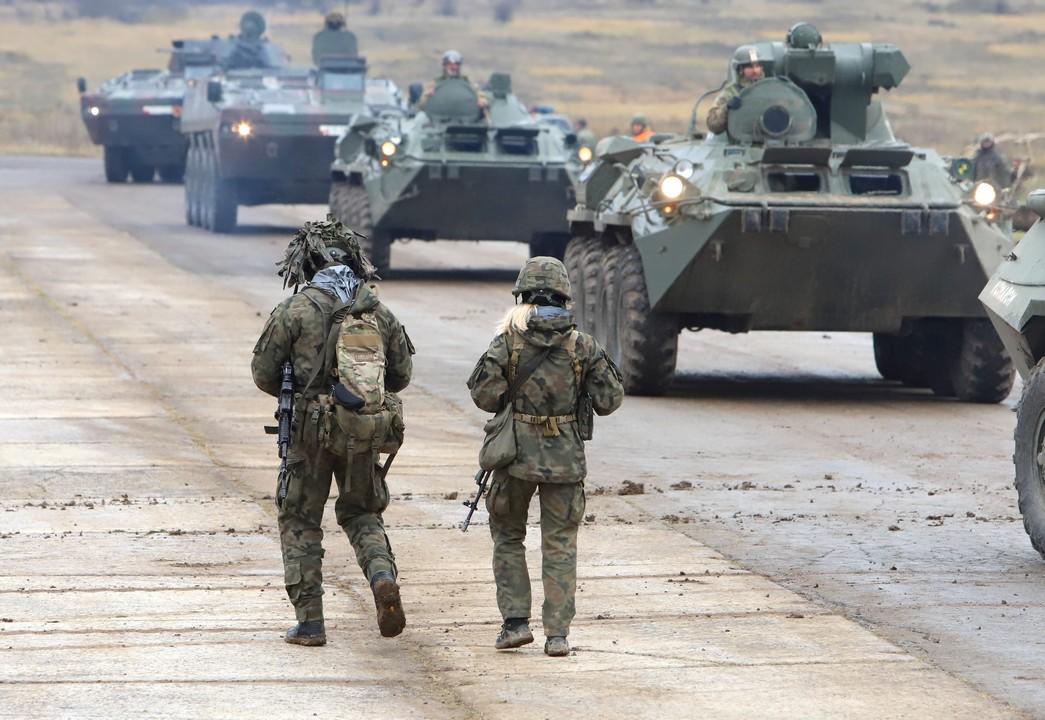 Lešť, výcvik, centrum, armáda