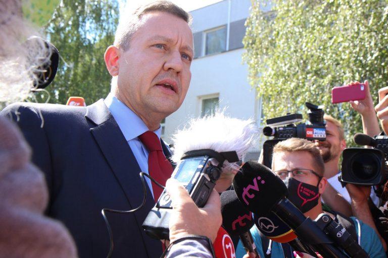 Daniel Lipšic, advokát, NAKA, vyšetrovanie