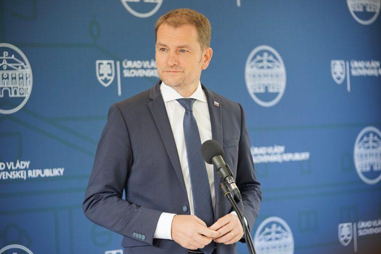 Igor Matovič, premiér Slovensko, poisťovne