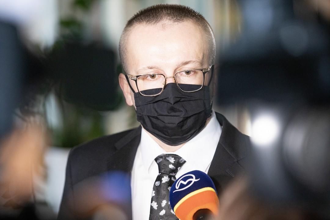 Vladimír Pčolinský, riaditeľ, SIS