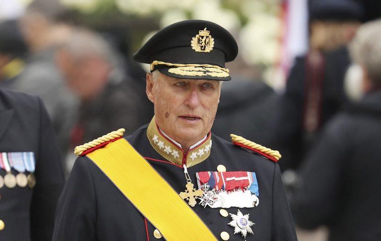 Harald V., kráľ, Nórsko