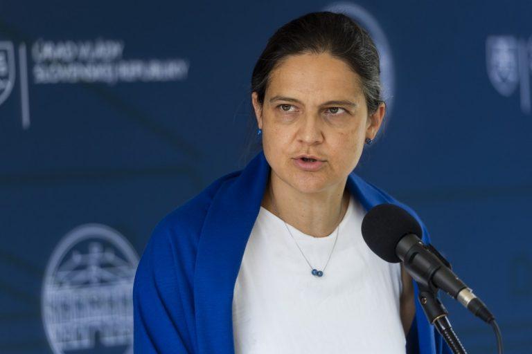 Mária Kolíková, ministerka, súdy