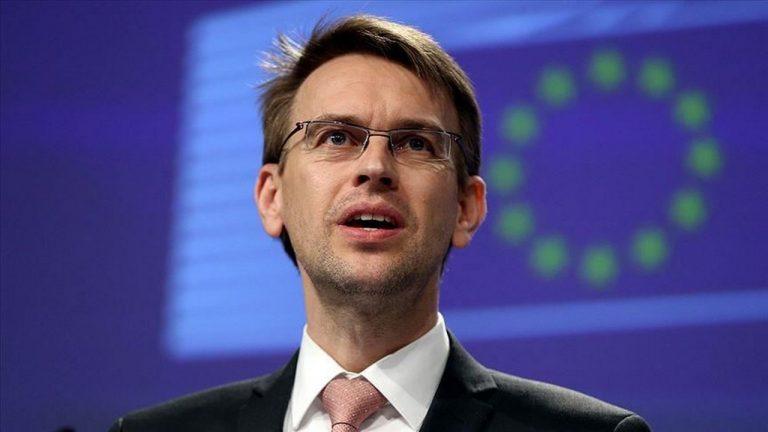 Peter Stano, hovorca, EÚ, Josep Borrell