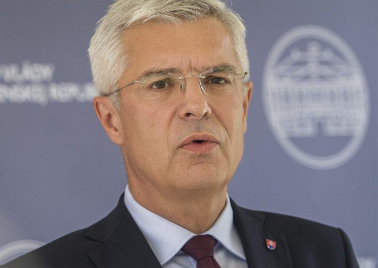 Ivan Korčok, minister, diplomacia