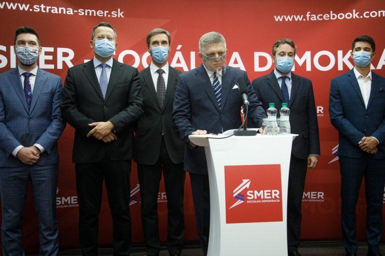 Robert Fico, Smer-SD, poslanci