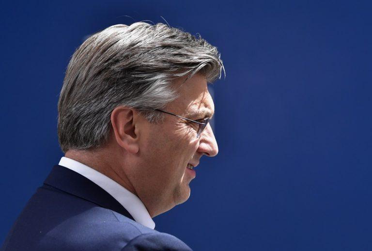 Andrej Plenkovič, Chorvátsko, premiér