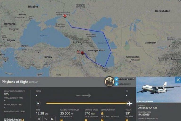 pomoc, Rusko, lety, Náhorný Karabach