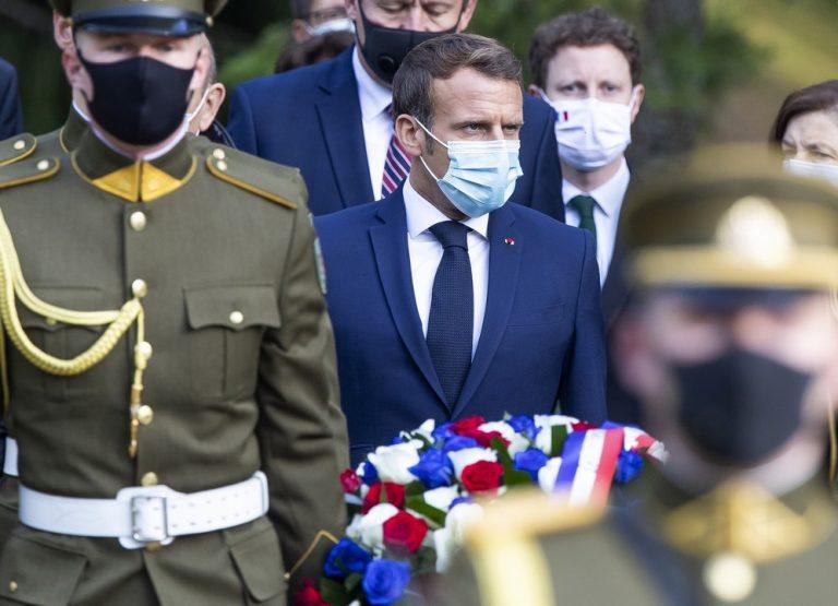 Emmanuel Macron, Francúzsko, prezident