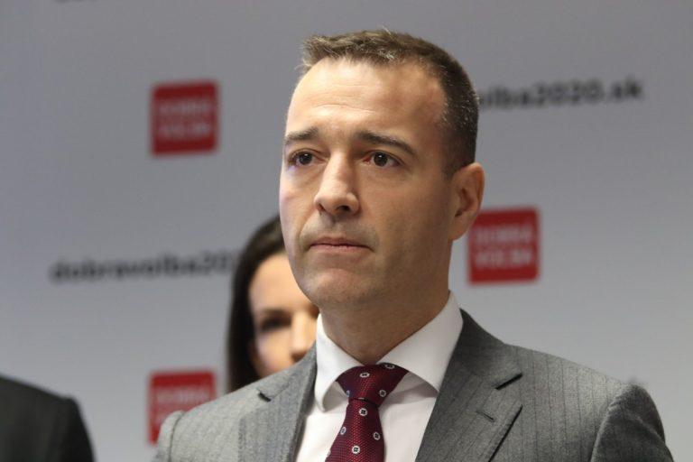 Tomáš Drucker, Dobrá voľba, Slovensko