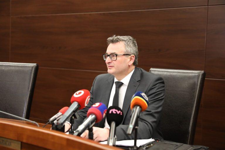 Ivan Fiačan, Ústavný súd, predseda