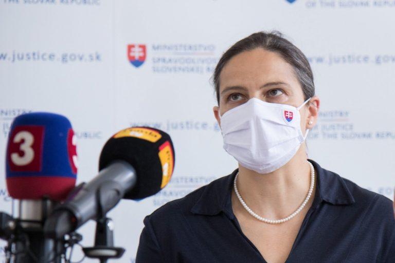 Mária Kolíková, ministerka, justícia, reforma
