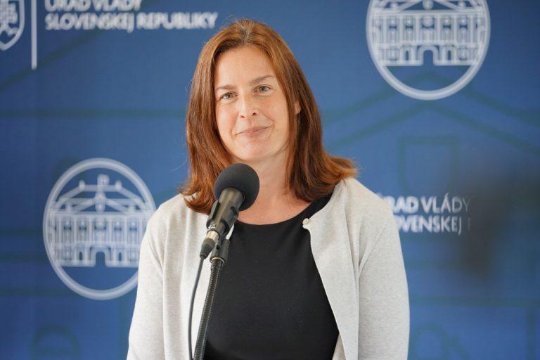 Natália Milanová, ministerka, kultúra