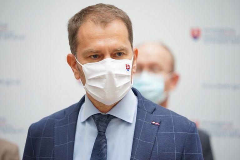 Igor Matovič, Slovensko, premiér