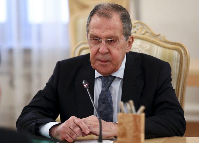 Sergej Lavrov, minister, Rusko, diplomacia