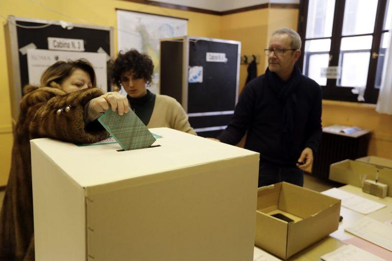 Taliansko voľby