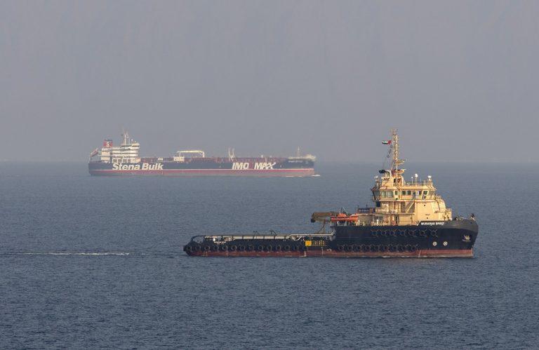 ropný tanker Stena Impero