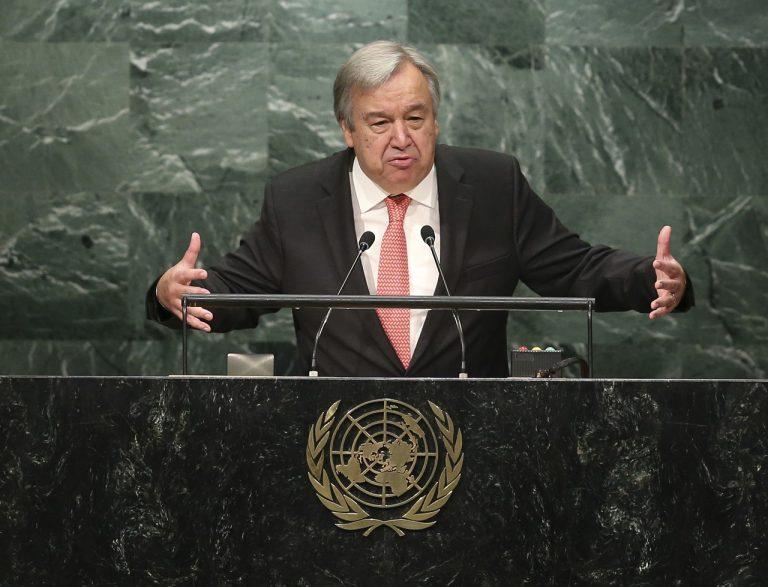 António Guterres nový generálny tajomník OSN
