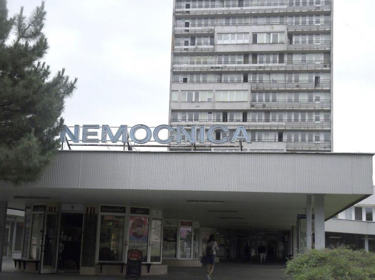Univerzitná nemocnica Bratislava (UNB) v Ružinove