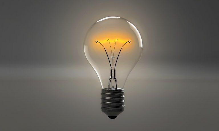 elektrina žiarovka