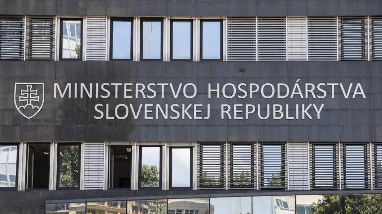 Ministerstvo hospodárstva Slovenskej republiky