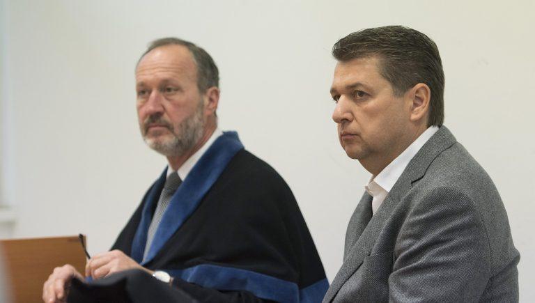 Ladislav Bašternárk obhajca Peter Filip