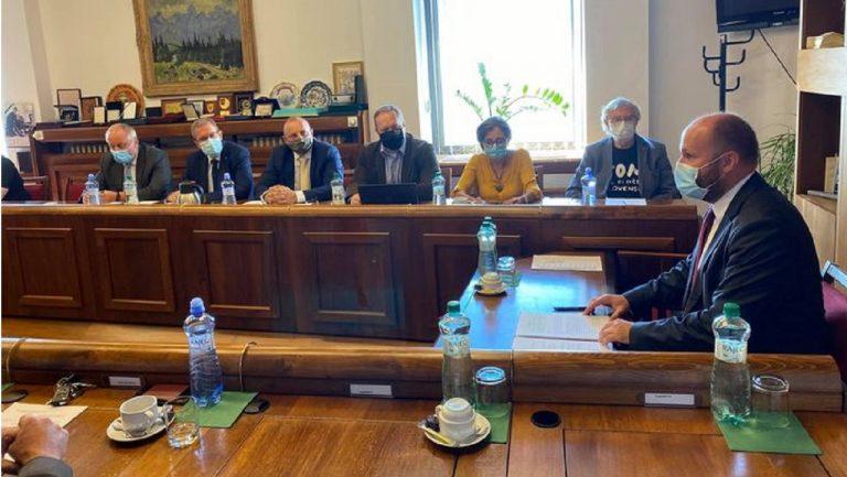 Parlamentný výbor pre obranu a bezpečnosť