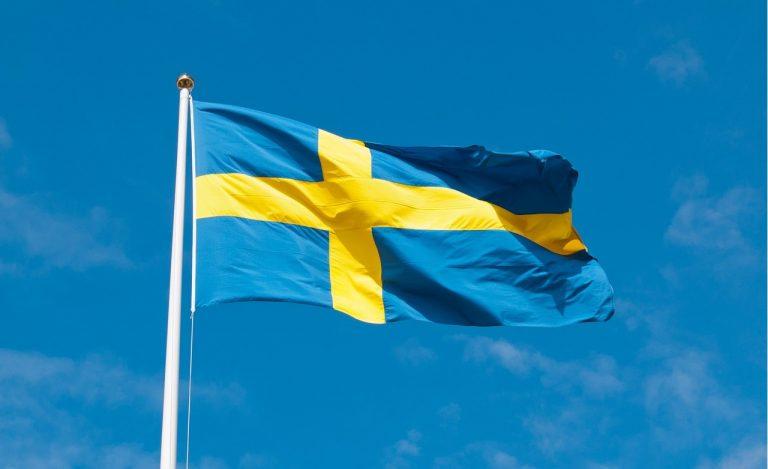 švédska vlajka