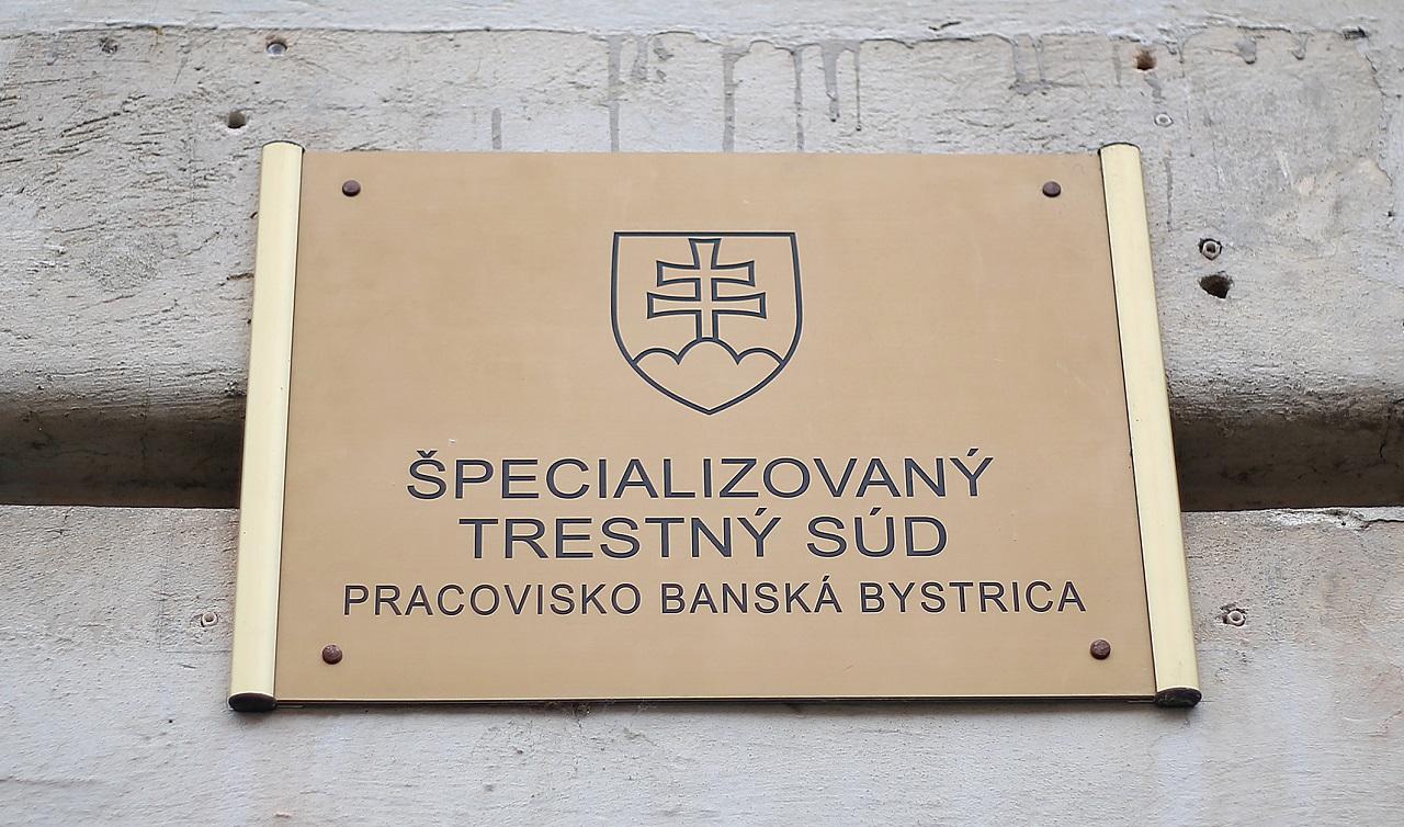 Špecializovaný trestný súd ŠTS