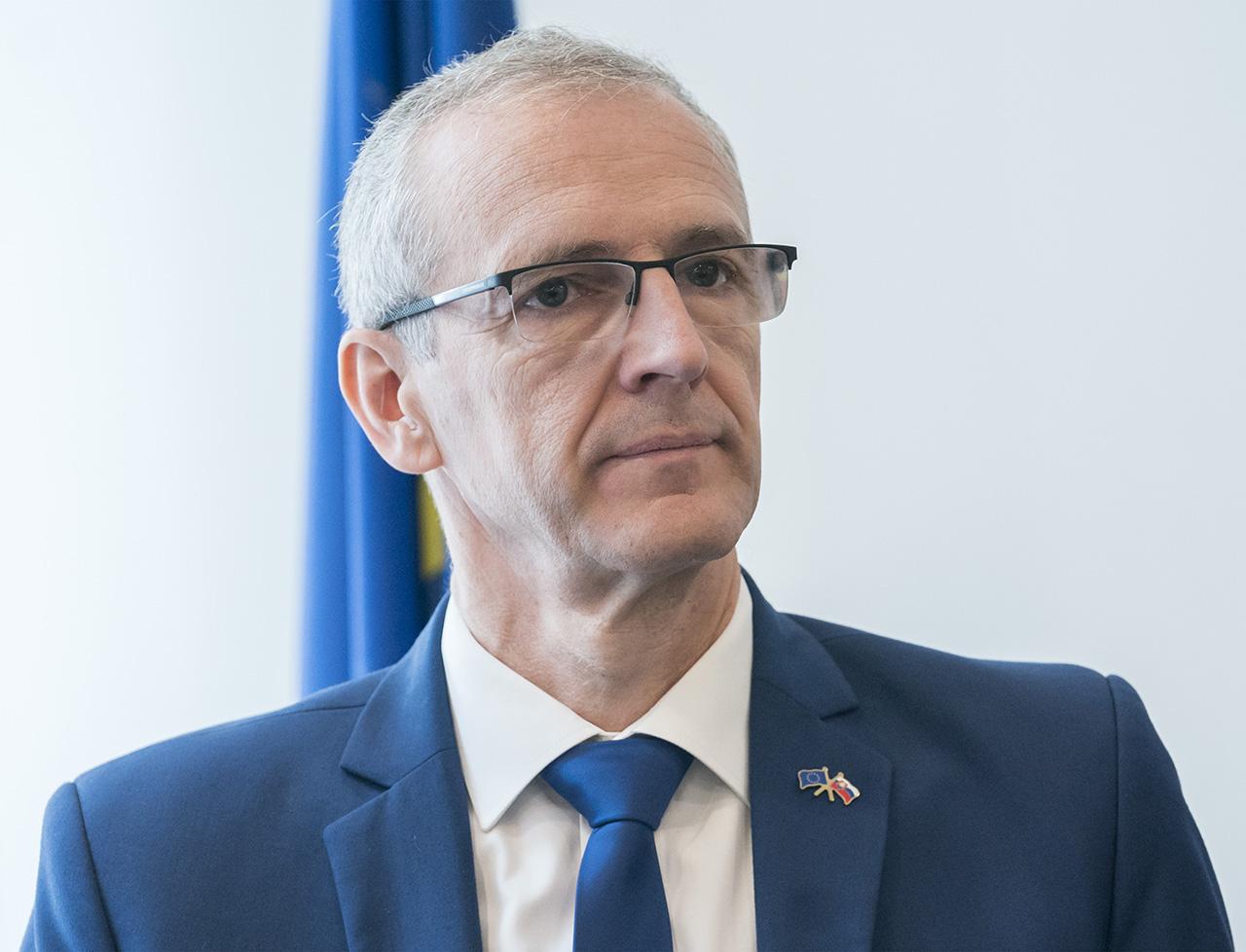 Ivan Štefanec, belgicko, policia