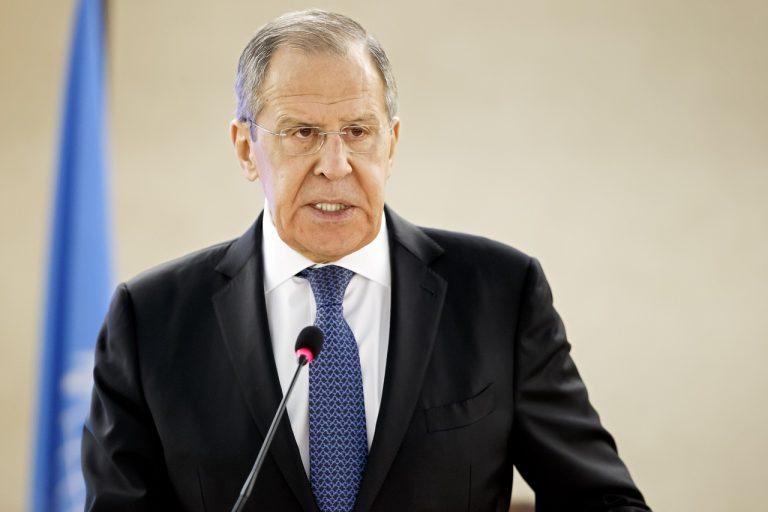Sergej Lavrov, navalnyj, otrava, rusko, berlin, nemecko, novicok