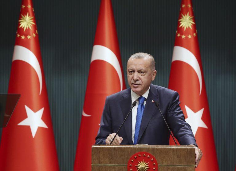 Recep Tayyip Erdogan, macron, turecko